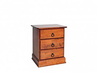 GENOVIA 3S noční stolek, třešeň antická