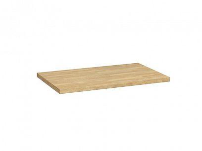 Semi Line Pracovní deska 100 cm, dub zlatý