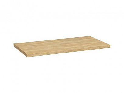 Semi Line Pracovní deska 120 cm, dub zlatý