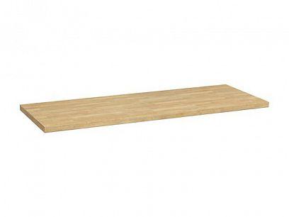 Semi Line Pracovní deska 160 cm, dub zlatý