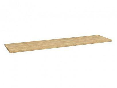 Semi Line Pracovní deska 240 cm, dub zlatý