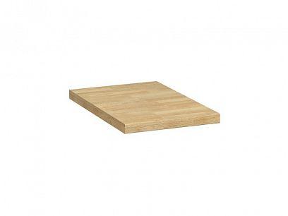Semi Line Pracovní deska 40 cm, dub zlatý