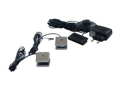Osvětlení do vitrín Rondo 10 a 15, bílé LED