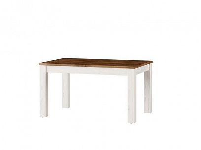 PROVANCE 40 jídelní stůl rozkládací, dub stirling/borovice andersen
