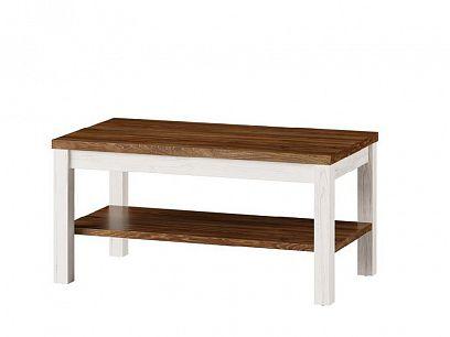 PROVANCE 41 konferenční stolek, dub stirling/borovice andersen