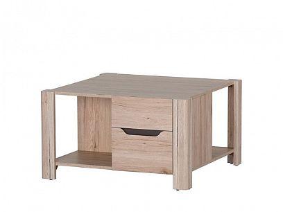 DESJO 41 konferenční stolek, dub san remo