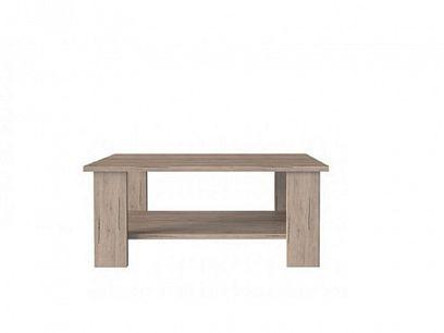 HELLA konferenční stolek, dub san remo pískový