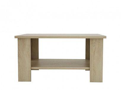 HELLA  konferenční stolek, dub sonoma