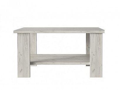 HELLA  konferenční stolek, dub bělený