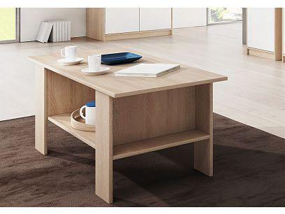 ALVORA konferenční stolek, dub sonoma