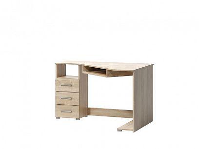 ARAMIS 17 psací stůl levý, dub sonoma
