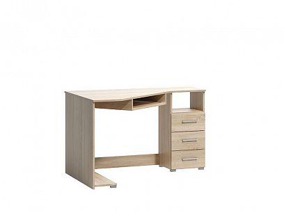 ARAMIS 18 psací stůl pravý, dub sonoma