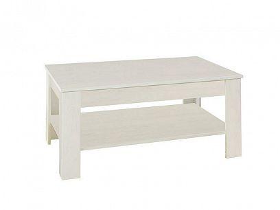 ARTUR konferenční stolek 110 X 67, bílá