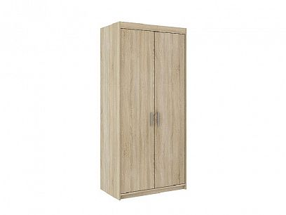 EVERLY 2D šatní skříň, dub sonoma