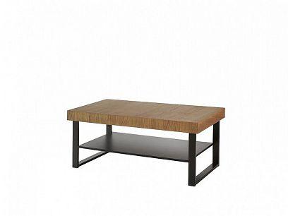 Paris 41 konferenční stolek, dub rustical/černá