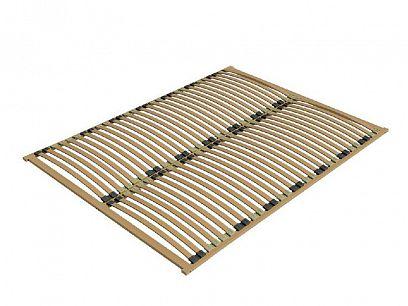 Demont rošt do postele 160 x 200 cm, lamelový