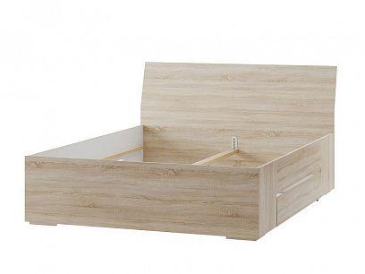 RIMINI 05 postel 160 cm, dub sonoma