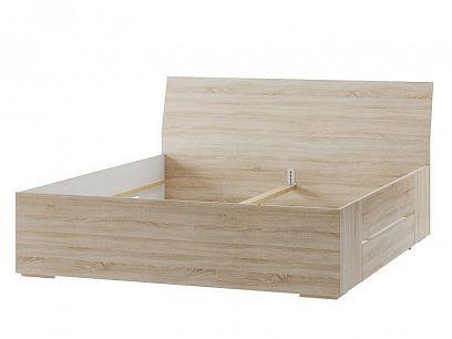 RIMINI 06 postel 180 cm, dub sonoma