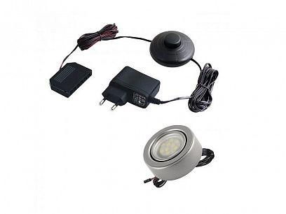LED osvětlení Male 06, bílá teplá
