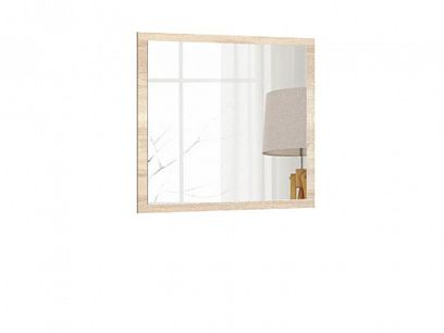 Bergamo zrcadlo, dub artisan