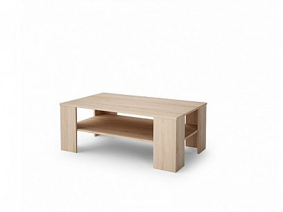PRIME konferenční stolek, dub sonoma