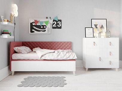 Felicita New postel 80, pravá, růžová