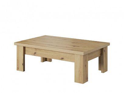LEGO 06 konferenční stolek, dub artisan