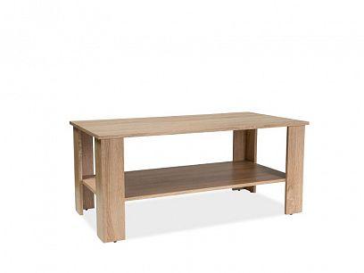 ARIEL konferenční stolek, dub sonoma