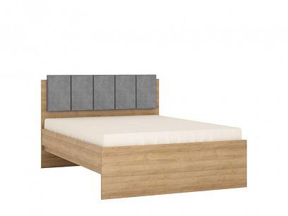 CANTUS postel korpus 140, dub riviéra světlý