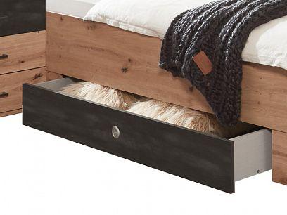 DIEGOS 288 šuplík pod postel, šedá
