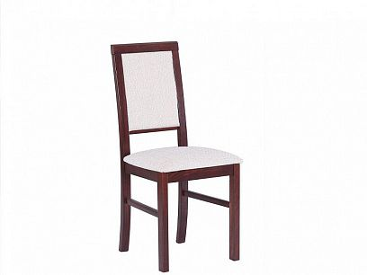 Niel III jídelní židle, ořech