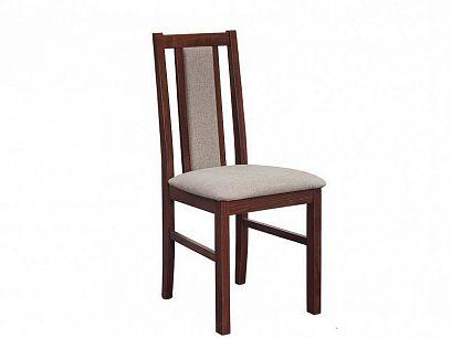 Boss XIV jídelní židle ořech