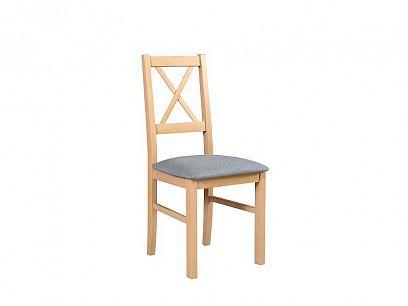 NIEL X jídelní židle, dub sonoma