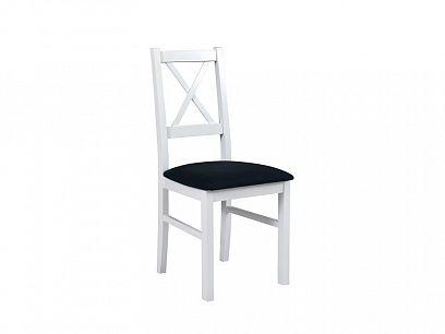 NIEL X jídelní židle, bílá