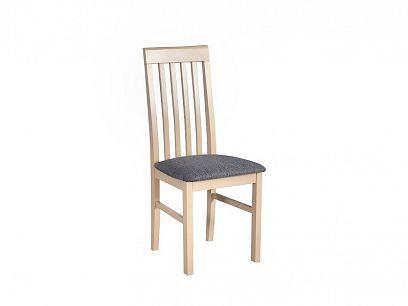 NIEL 1 jídelní židle, dub sonoma