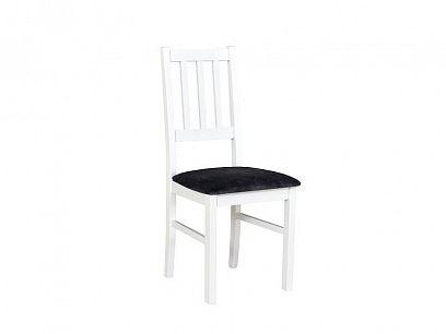 BOSANOVA IV jídelní židle, bílá/šedá
