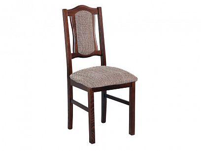 BOSANOVA 6 jídelní židle, ořech/hnědá