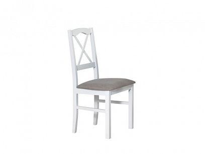 NIEL 11 jídelní židle, bílá/béžová