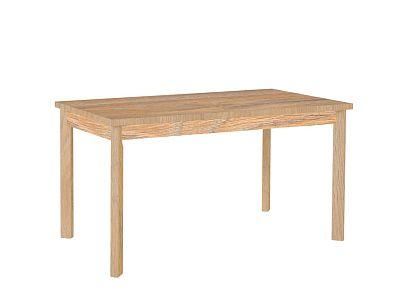 MADONA 1P jídelní stůl, dub grandson