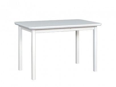 Maxmilián 4 jídelní stůl, bílá