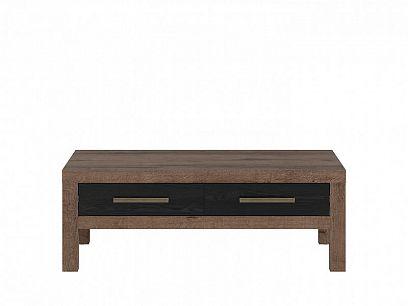 Balin konferenční stolek LAW2S/110, dub monastery/dub černý