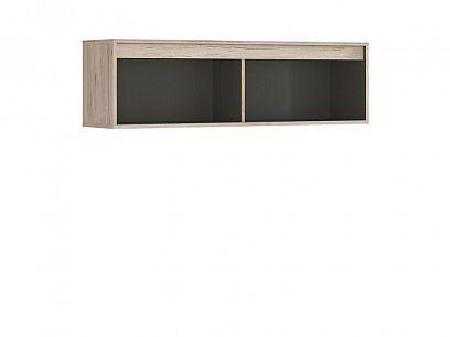 RONSE závěsná skříňka SFW/120 dub san remo světlý/šedý wolfram