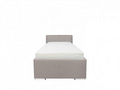 ANADIA II postel 90, stříbrná