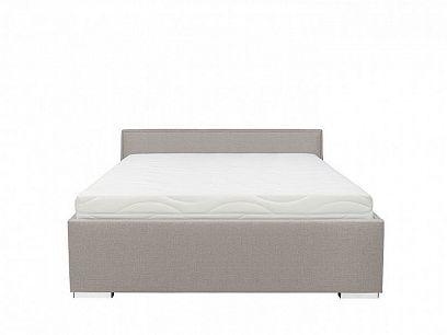 ANADIA II postel 160, stříbrná