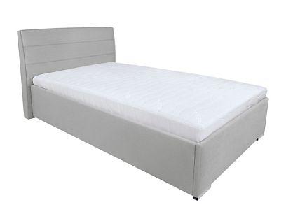 COSALA II postel 120, stříbrná