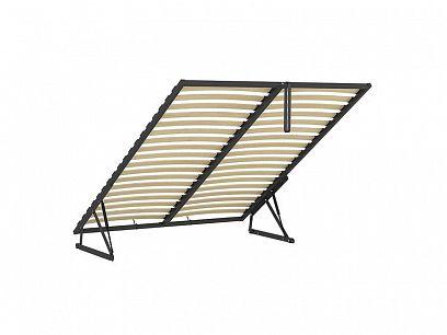 ERGO SPACE 120 - kovový rám s lamelami do čalouněných postelí