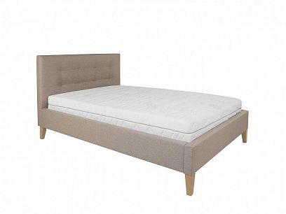 VEGAS FUTON čalouněná postel 140, béžová