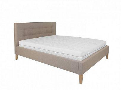 VEGAS FUTON čalouněná postel 160, béžová
