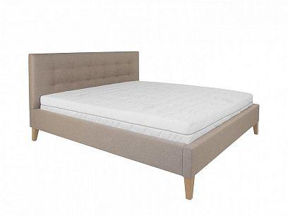 VEGAS FUTON čalouněná postel 180, béžová