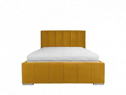 ALLOS postel 140, žlutá